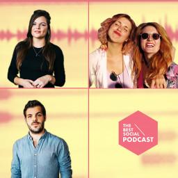 Afleveringplaatje van The Best Social Podcast #33 - Damn, Honey!