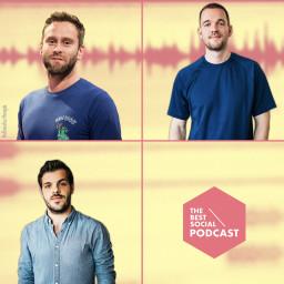 Afleveringplaatje van The Best Social Podcast #31 - Tim den Besten