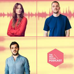 Afleveringplaatje van The Best Social Podcast #30 - Lize Korpershoek
