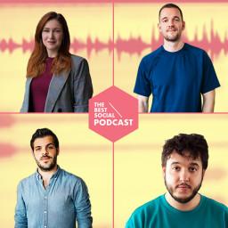 Afleveringplaatje van The Best Social Podcast #29 - Daniël Verlaan