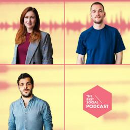 Afleveringplaatje van The Best Social Podcast #28 - Het Experiment - Deel 2