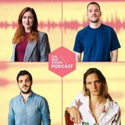 Afleveringplaatje van The Best Social Podcast #27 - Faberyayo