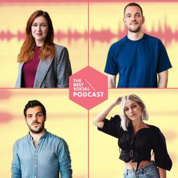 Afleveringplaatje van The Best Social Podcast #26 - Yara Michels
