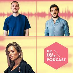 Afleveringplaatje van The Best Social Podcast #25 - Nienke Plas