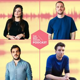 Afleveringplaatje van The Best Social Podcast #23 - De Speld