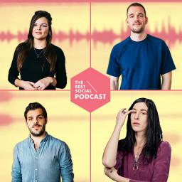 Afleveringplaatje van The Best Social Podcast #22 - Raven van Dorst