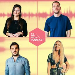 Afleveringplaatje van The Best Social Podcast #21 - Dit Gebeurt Er Als