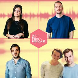 Afleveringplaatje van The Best Social Podcast #20 - The Cinnamon Challenge(s)