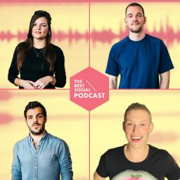 Afleveringplaatje van The Best Social Podcast #19 - Peter Nauts