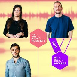 Afleveringplaatje van The Best Social Podcast #18 - The Best Social Awards