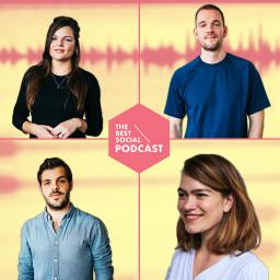 Afleveringplaatje van The Best Social Podcast #17 - Zeikschrift