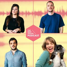 Afleveringplaatje van The Best Social Podcast #13 - Lize Korpershoek