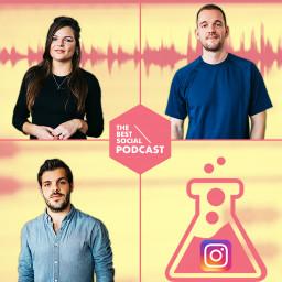Afleveringplaatje van The Best Social Podcast #12 - Het Experiment