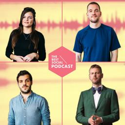 Afleveringplaatje van The Best Social Podcast #11 - Vjeze Fur