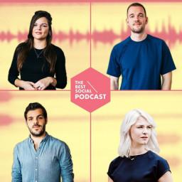 Afleveringplaatje van The Best Social Podcast #9 - Gonnie Spijkstra