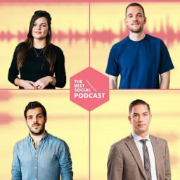 Afleveringplaatje van The Best Social Podcast #7 - Neurowetenschapper Roeland Dietvorst