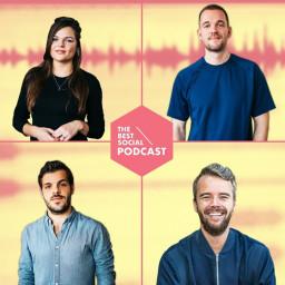 Afleveringplaatje van The Best Social Podcast #4 - Jordi van de Bovenkamp
