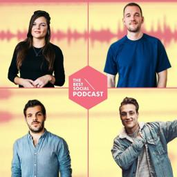 Afleveringplaatje van The Best Social Podcast #3 - Noah Zeeuw
