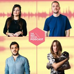 Afleveringplaatje van The Best Social Podcast #1 - Lize Korpershoek