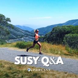 Afleveringplaatje van Aflevering 9: Susan over slangen en halve marathontraining