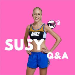 Afleveringplaatje van Aflevering 5: Susan over New York (en Paula Radcliffe over Susan!)