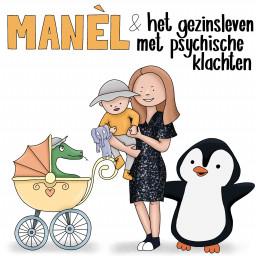 Afleveringplaatje van S01E06 Manel de Swart en het gezinsleven met o.a. autisme