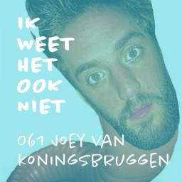 Afleveringplaatje van 061 Dodo's, Mars en ouderdom genezen (met Joey van Koningsbruggen)