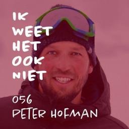 Afleveringplaatje van 056 Wintersporten in gekke landen (met Peter Hofman)