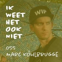 Afleveringplaatje van 055 De man met een list (met Marc Köhlbrugge)