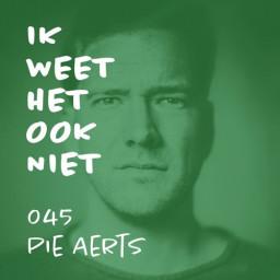 Afleveringplaatje van 045 Fotowereldreizen (met Pie Aerts)