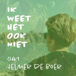 Afleveringplaatje van 041 Dooie kamerplanten (met Jelmer de Boer)
