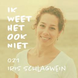 Afleveringplaatje van 021 Thuis zonder huis (met Iris Schlagwein)