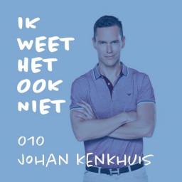 Afleveringplaatje van 010 Balanceren in het water (met Johan Kenkhuis)
