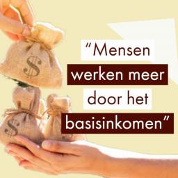 Afleveringplaatje van Basisinkomen voor iedereen? | met oud-politicus Alexander de Roo