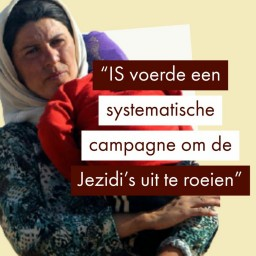 Afleveringplaatje van De Jezidi's: Het Vergeten Volk | Midden-Oosten journalist Brenda Stoter Boscolo