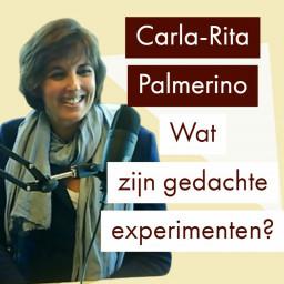Afleveringplaatje van Wat zijn gedachte experimenten? | Filosoof Carla-Rita Palmerino