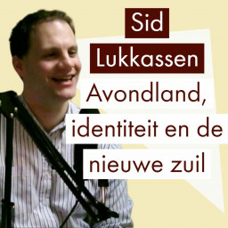 Afleveringplaatje van Sid Lukkassen over het Avondland en de nieuwe zuil