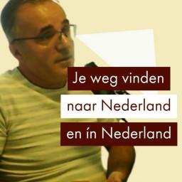 Afleveringplaatje van Je weg vinden naar Nederland en ín Nederland | Rebwar Raeuf
