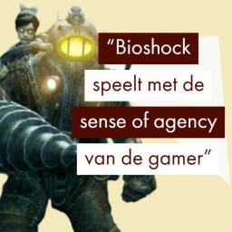 Afleveringplaatje van Bioshock, videogames en fenomenologie | filosoof Stefan Schevelier