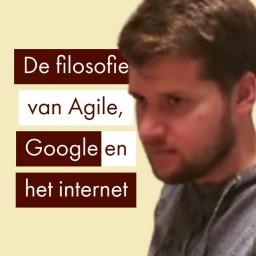 Afleveringplaatje van De filosofie van Agile, Google en het internet (Yoast CTO Omar Reiss)