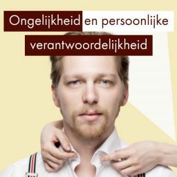 Afleveringplaatje van Ongelijkheid en persoonlijke verantwoordelijkheid   Jesper Jansen
