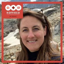 Afleveringplaatje van KoffieCo(rona) - Drs. Paulien Maat
