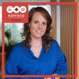 Afleveringplaatje van KoffieCo(rona) - Dr. Claire Loots