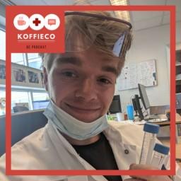 Afleveringplaatje van KoffieCo(rona) - Drs. Maurits Lange