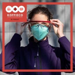 Afleveringplaatje van KoffieCo(rona) - Wijkverpleegkundige Esmee Verschoor