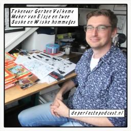 Afleveringplaatje van De Perfecte Podcast #8: Gerben Valkema