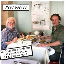 Afleveringplaatje van De Perfecte Podcast #5: Paul Geerts deel 2