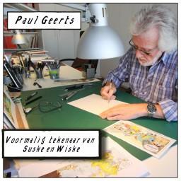 Afleveringplaatje van De Perfecte Podcast #3: Paul Geerts