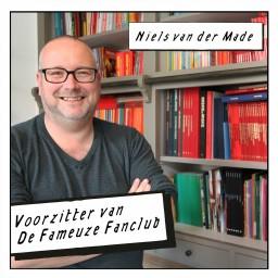 Afleveringplaatje van De Perfecte Podcast #2: fanclub voorzitter Niels van der Made