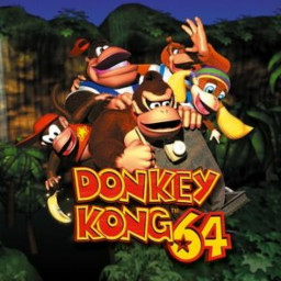 Afleveringplaatje van Gamersnet Podcast #114 | Ghost of Donkey Kong 64